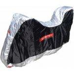 Plachta na motorku Biketec Aquatec s prostorem pro kufr, Velikost XL