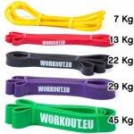 Workout set odporových gum MAX