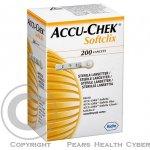 Accu-Check Softclix 200 ks