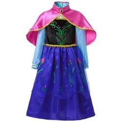 2ee6a6ab00a5 šaty Frozen Anna dlouhý rukáv 2-dílný set od 439 Kč - Heureka.cz
