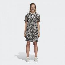9a256b351c30 Adidas Originals dámské šaty Lf Tee dress multicolor