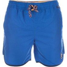 Tokyo Laundry Mens Portola Swim shorts (Free Flip Flops) Red