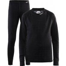 Craft Nordic Wool Set černý
