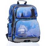 Školní batoh GOTSCHY 0215 A BLUE BAGMASTER