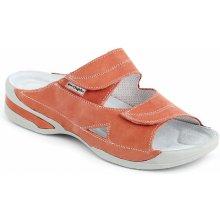 Medistyle Pantofle LUCY zdravotní obuv oranžová 5L-E18 925e7f1714
