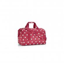 Reisenthel cestovní taška Allrounder ruby dots L
