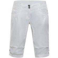 Alpine Pro Zaltana 2 dámské capri kalhoty LPAJ155000 bílá