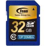 TEAM SDHC 32GB Class 10 TSDHC32GCL1001