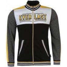 Everlast Funnel Neck Sweater Mens Black/Charcoal