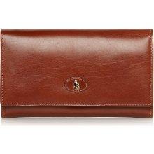Castelijn & Beerens Dámská kožená peněženka 422402 koňak