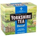 Yorkshire Čaj Tea Decaf tea bags bez kofeinu 80