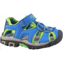 86855b72f989 Peddy PY-512-37-11 Dětské sandály modré