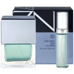 Shiseido Zen for Men EdT 100 ml + EdT 15 ml dárková sada
