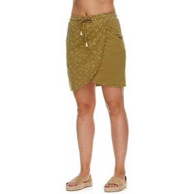 Ragwear sukně Naila B Organic 6044 khaki