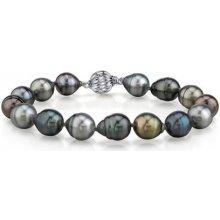 KLENOTA tahitské perly náramek kln5268