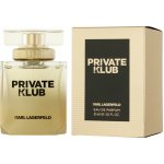 Karl Lagerfeld Private Klub for Woman parfémovaná voda 85 ml