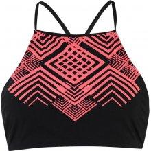 Slazenger Crop Bikini Top Ladies čierna Coral e07daf35cf