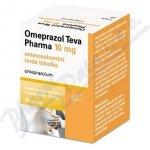 Teva Pharma Omeprazol 10 mg 28 x 10 mg tobolky
