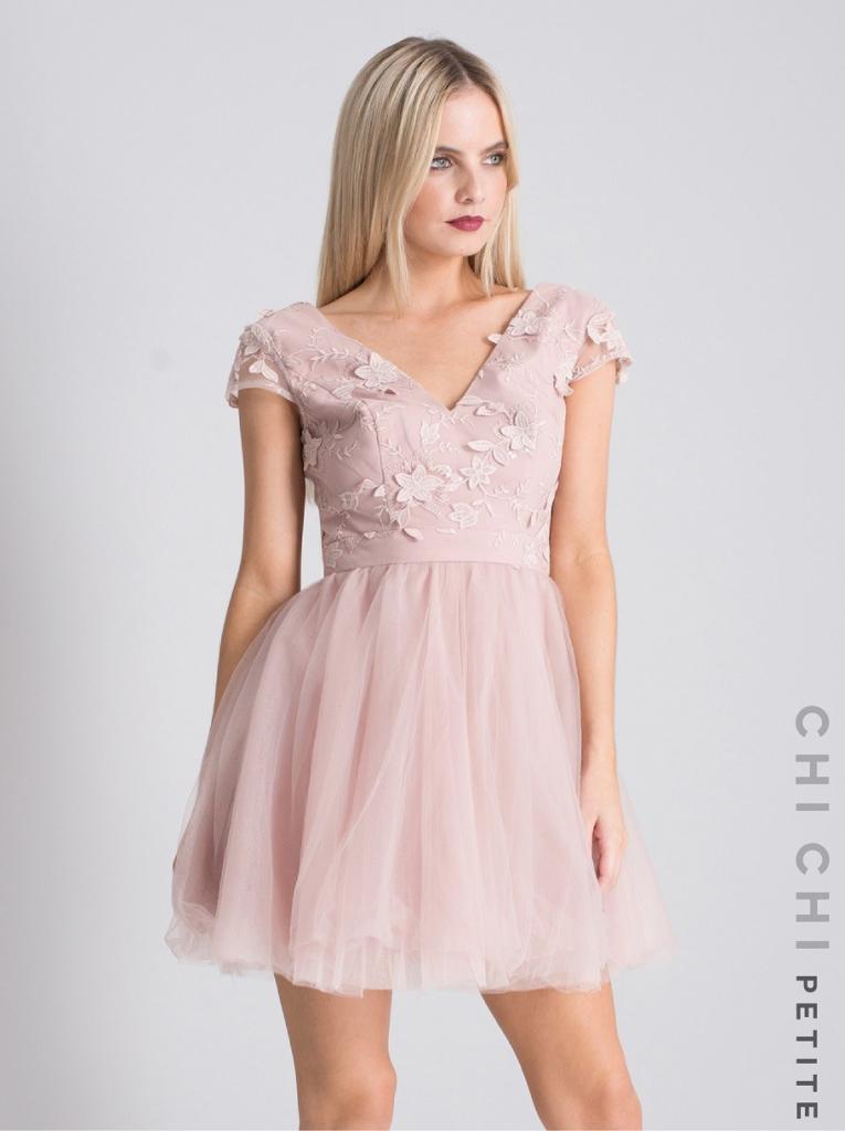 Plesové šaty Chichi London společenské šaty Lucinda - Seznamzboží.cz ada263ce31