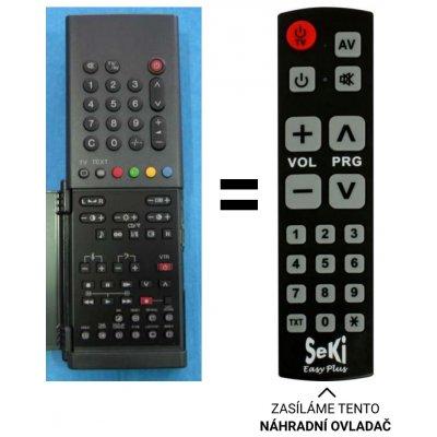 Dálkový ovladač Senior Panasonic TNQ8E0409, TNQ8E0437