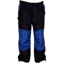 1e4533d2495 FANTOM Dětské kalhoty s nepromokavou kostkou a podšívkou Modrá
