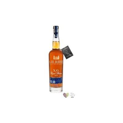 "A.H. Riise XO Reserve "" Royal Kong Haakon "" aged Caribbean rum 42% vol. 0.70 l"
