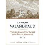 Valandraud Valandraud St. Emilion 1er Grand Cru Classé (B) červené 2012 0,7 l
