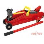 Recenze Proteco 42.02-40036 zvedák hydraulický pojízdný 2 t