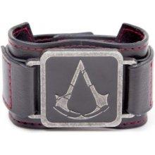 Bioworld Merchandising Assassins Creed Rogue náramek kovové logo (272)