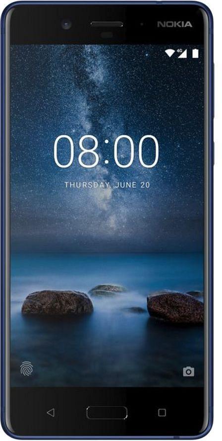 Nokia 8 Single SIM na Heureka.cz