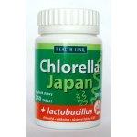 Health link Raw Chlorella Japan s lactobacillem 200 mg 250 tbl.