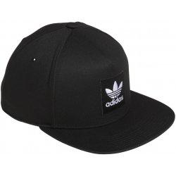 Adidas Kšiltovka Two-Tone Trefoil Snapback Černá aa463f3944