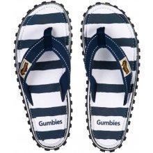 Gumbies Islander modrobílé