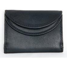 kapesní maličká peněženka Černá