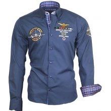 Binder De Luxe pánská Košile dlouhý rukáv 82105 804e9597ac