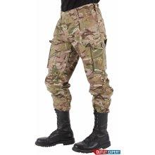 US bojové kalhoty BDU Rip Stop flecktarn