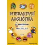 Interaktivní angličtina pro předškoláky a malé školáky