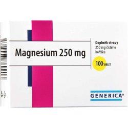 Generica Magnesium 250 100 tablet