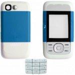 Kryt Nokia 5200 modrý