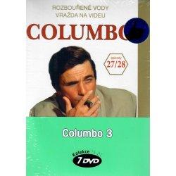 Columbo pack 3 pošetka DVD