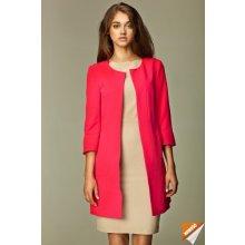 Nife KATE Z04 Dámské sako růžový