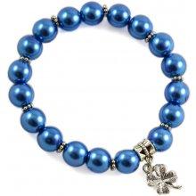 Náramek Bijoux Me 26bm002-30a modrý