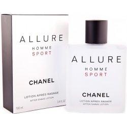 3951006c9e82 Chanel Allure Homme Sport balzám po holení 100 ml od 1 006 Kč ...