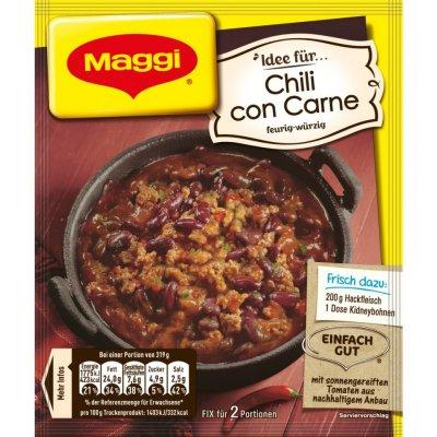 Maggi Idee Chili con Carne pro 2 porce 33 g