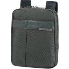Samsonite pánská kožená taška přes rameno 79 Formalite 62N-001 šedá 9d0a669255