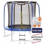 Marimex 244 cm + ochranná síť + žebřík