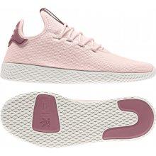 Adidas Originals PW TENNIS HU W Růžová   Bílá ee7ab8baac6
