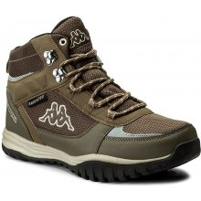 Trekingová KAPPA Mountain Tex 242369 Brown/Beige 5041