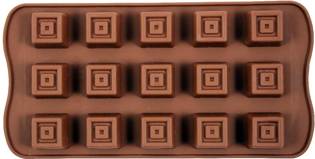 Bucanero Forma Sweettruffle kostky na čokoládu pralinky a bonbóny 24x10 cm - 0