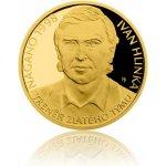 Česká mincovna Zlatá půluncová mince Ivan Hlinka 15,56 g
